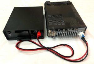 FT-891とのBL-50TXとの接続